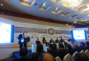 14 éme session de l'assemblée générale et 16 éme Sommet Bancaire Maghrébin 4