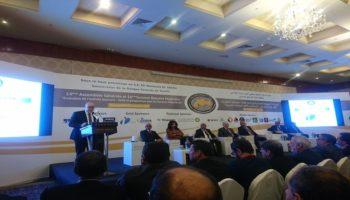 14 éme session de l'assemblée générale et 16 éme Sommet Bancaire Maghrébin 1